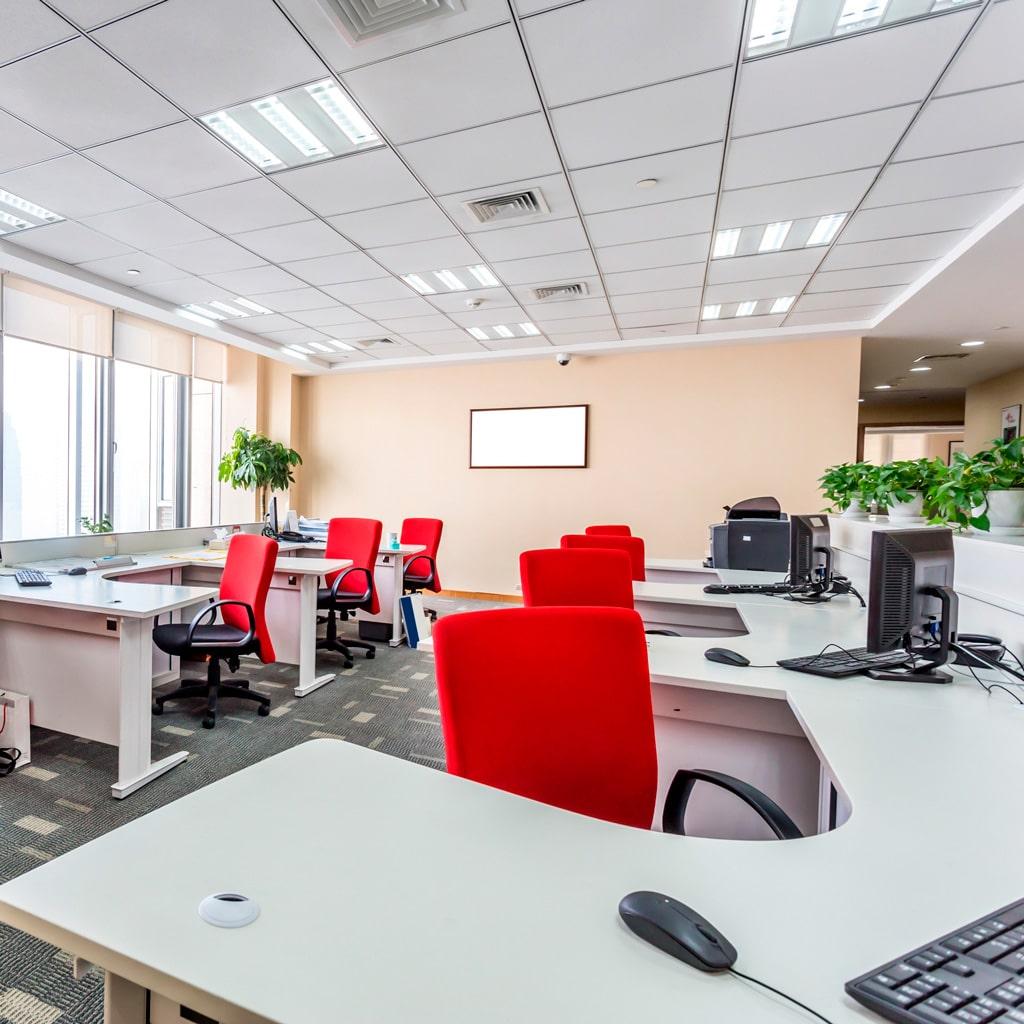 Отделка офисных помещений